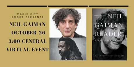 An Afternoon with Neil Gaiman tickets