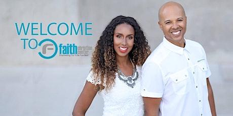 Sunday Worship Services at Faith Christian Center tickets