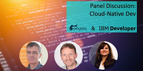 Cloud-Native Development – A Panel Discussion tickets
