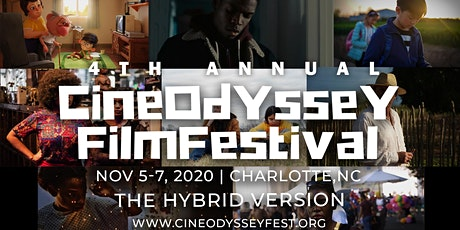 4th Annual CineOdyssey Film Festival tickets