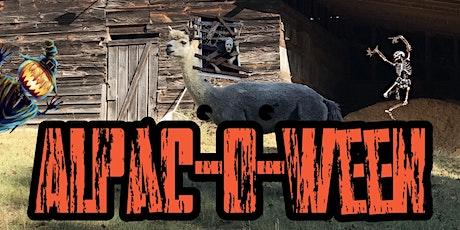 Alpac-O-Ween tickets