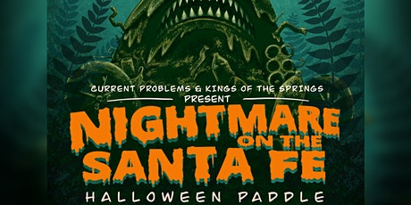 Haunted Paddle on the Santa Fe River tickets