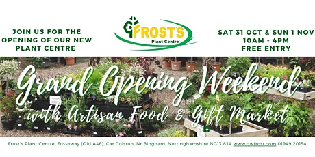 Car Colston Artisan Food & Gift Market tickets
