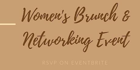 Women's Brunch & Networking Event tickets