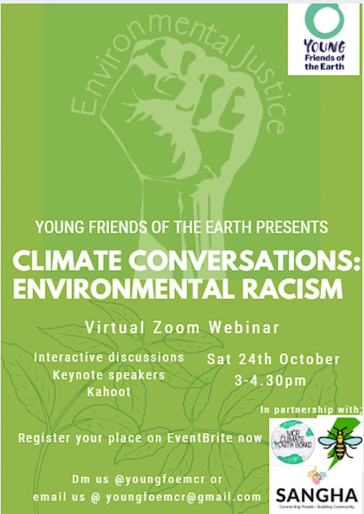 Climate Conversations: Environmental Racism image