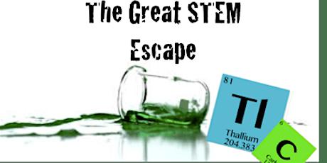 Faculty/Staff Retreat - Virtual STEM Escape Room - ROOM 2 tickets