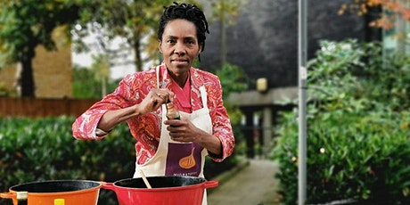 SOLD OUT - Jamaican cookery class with Delores tickets