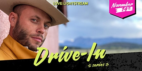Drive-in Series: Charley Crockett w/ Blue Water Highway & Kathryn Legendre tickets