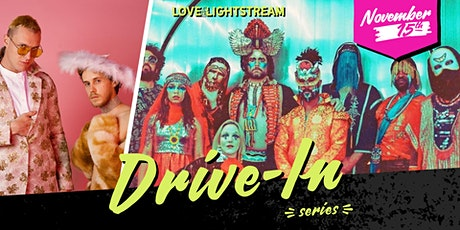 Drive-in Series: Golden Dawn Arkestra + CAPYAC w/ Calliope Musicals & Nané tickets