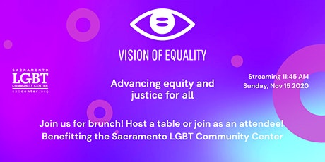 Vision of Equality 2020 tickets