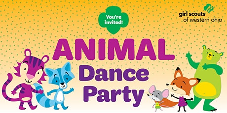 Eastside Animal Dance Party-In Person tickets