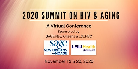 Summit on HIV and Aging tickets