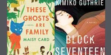 Family History in Fiction with Maisy Card & Kimiko Guthrie tickets