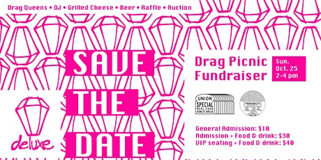 Ruby Deluxe Drag Picnic tickets
