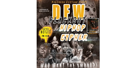 DFW Blackout Hip Hop Cypher tickets