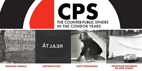 The Counter-Public Sphere in the Condor Years tickets
