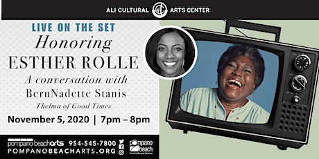 Virtual - Live on the Set : Honoring Esther Rolle  tickets