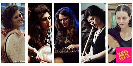 Samar Ensemble (Damascus/Florenz/Berlin) | PANDAnissaa Tickets