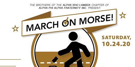 March on Morse! Community Vote 2020 tickets