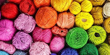 Knitting Circle tickets