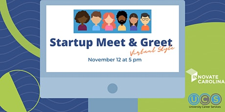 UNC Startup Internship Meet and Greet tickets