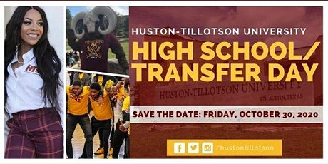 Huston-Tillotson University - Becoming a RAM, Fall Preview Day tickets