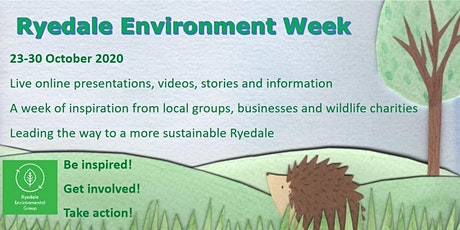 Ryedale Environment Week:  Save the World in 60 Minutes! tickets