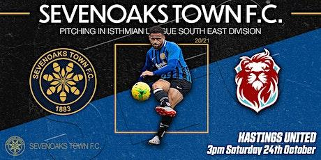 Sevenoaks Town v Hastings tickets