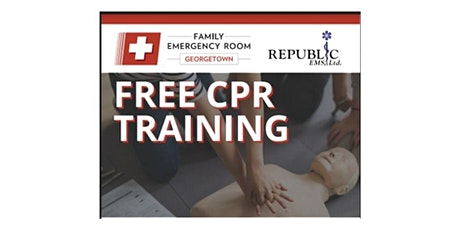 Free Heartsaver Virtual CPR Class tickets