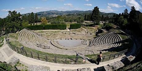 Archeologia a Fiesole biglietti