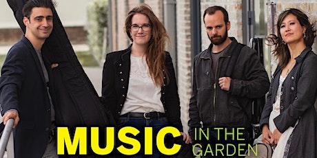 NOMA's Music in the Garden Series: Radio Bird Quartet tickets