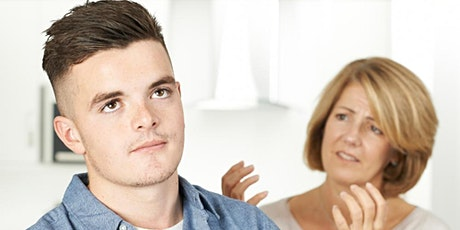 Mental Health First Aid for Parents of Teenagers tickets