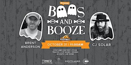 """Boo & Booze"" Football on Pointe- LSU VS AUBURN tickets"