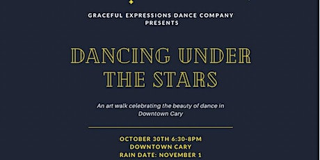 Dancing Under the Stars tickets