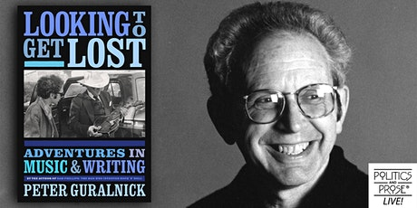 P&P Live! Peter Guralnick | LOOKING TO GET LOST with Rosanne Cash tickets