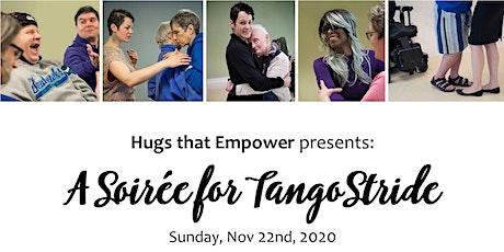 5th Annual Soirée for TangoStride! (a virtual benefit) tickets