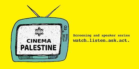 Cinema Palestine tickets