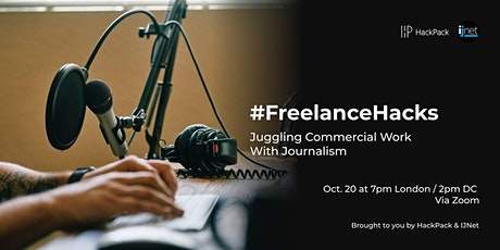 #FreelanceHacks - Juggling Commercial Work With Journalism tickets