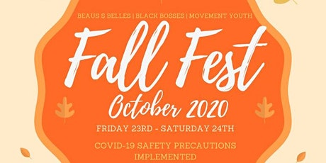 Black Bosses Presents: Fall Festival tickets