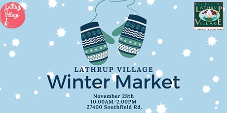 Lathrup Village Winter Market tickets