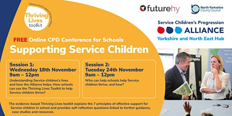 SCiP Alliance Virtual Training Conference for Schools tickets