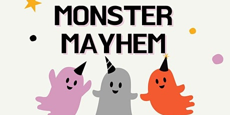 Monster Mayahem tickets