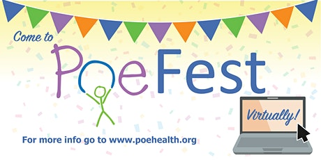 PoeFest Community Festival - Online tickets