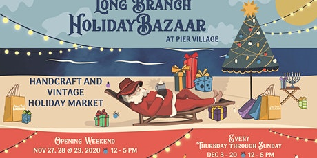 Long Branch Holiday Bazaar tickets