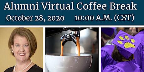 Alumni Virtual Coffee Break tickets