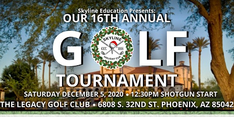 16th Annual Holiday Cup Golf Tournament tickets