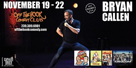 Comedian Bryan Callen  live  in Naples, FL tickets