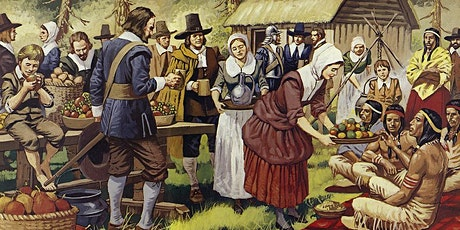 Pilgrims Feast - A Historical Dinner tickets