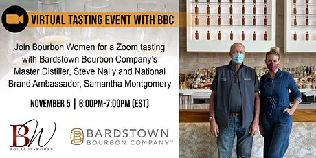 BW Virtual Tasting with Bardstown Bourbon Company - Nov 5th (Louisville) tickets