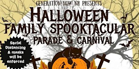 Halloween Spooktacular Parade & Carnival tickets